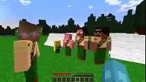 Minecraft School Scouts - FIXING SANTA'S SLEIGH!!! w_ Little Kelly