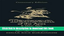 Read Books Tarzan of the Apes   Other Tales: Centenary Edition E-Book Download
