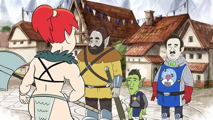 """HarmonQuest - Episode 1 - """"The Quest Begins"""""""