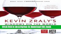 PDF Kevin Zraly s Windows on the World Complete Wine Course: New, Updated Edition (Kevin Zraly s