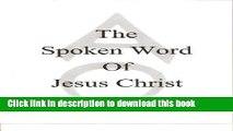 The Gospel in Plainspeak // Spoken Word - video dailymotion