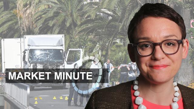 Market Minute — Sombre trading day