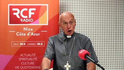 Attentat à Nice - Réaction de Mgr André Marceau, évêque de Nice
