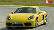 Prueba Porsche 718 Cayman