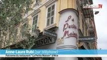 Attentat de Nice : Bono, confiné dans un restaurant près de la Promenade