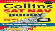 Read Sat Nav Buddy Atlas of Britain (Collins)  PDF Online