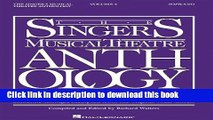 Read The Singer s Musical Theatre Anthology - Soprano Book only (Singer s Musical Theatre