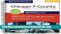 Download Rand McNally Street Guide: Chicago 7-County (Cook * DuPage * Kane * Kendall * Lake *
