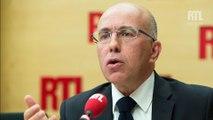 """Éric Ciotti, député LR des Alpes-Maritimes : """"Des personnes ont fui par la mer"""" pour éviter le camion"""