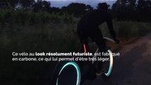 Enfourchez le Cyclotron, ce vélo aux allures futuristes ultra connecté