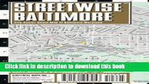 Read Streetwise Baltimore Map - Laminated City Center Street Map of Baltimore, Maryland - Folding