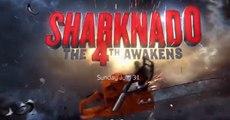 Sharknado 4  The 4th Awakens Official Trailer (2016) - Horror Shark