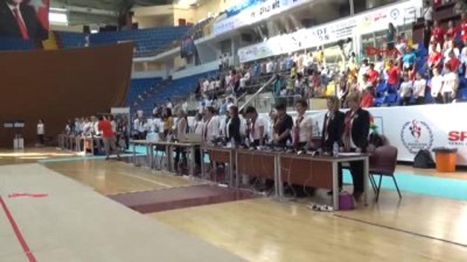 Gymnasiade 2016 Ritmik Cimnastik'te Türkiye'ye 2 Madalya