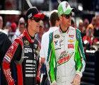 Jeff Gordon Dale Earnhardt Jr.