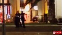 Niza: Primeras imágenes de la policía abatiendo al terrorista del camión