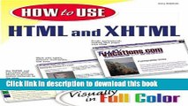 Read How to Use the Internet 2002, How to Use Microsoft Office Xp, How to Use Adobe Photoshop 7,