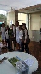 Personagens se preparam para 'beijo da chama' em Vila Velha