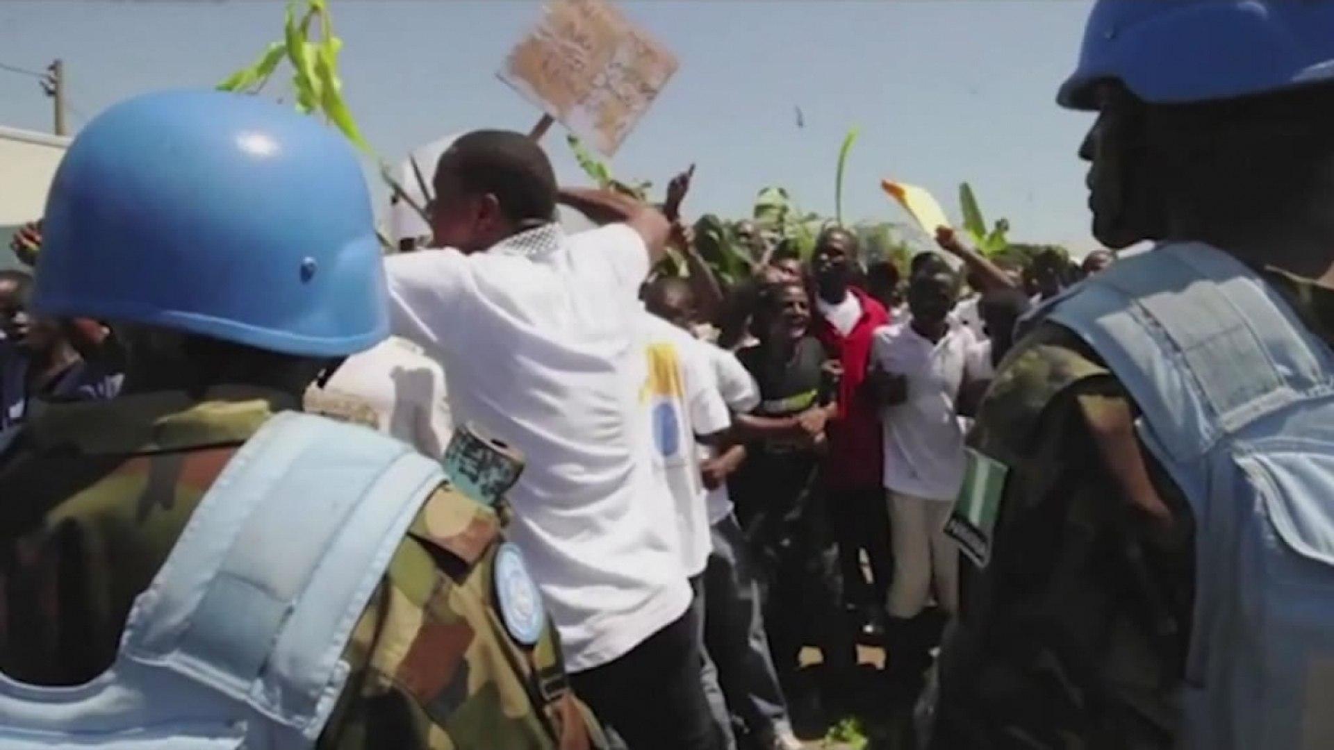 Libéria, La MINUL passe la main à l'armée nationale