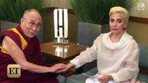 Lady Gaga's Meeting with the Dalai Lama Angers Fans in China