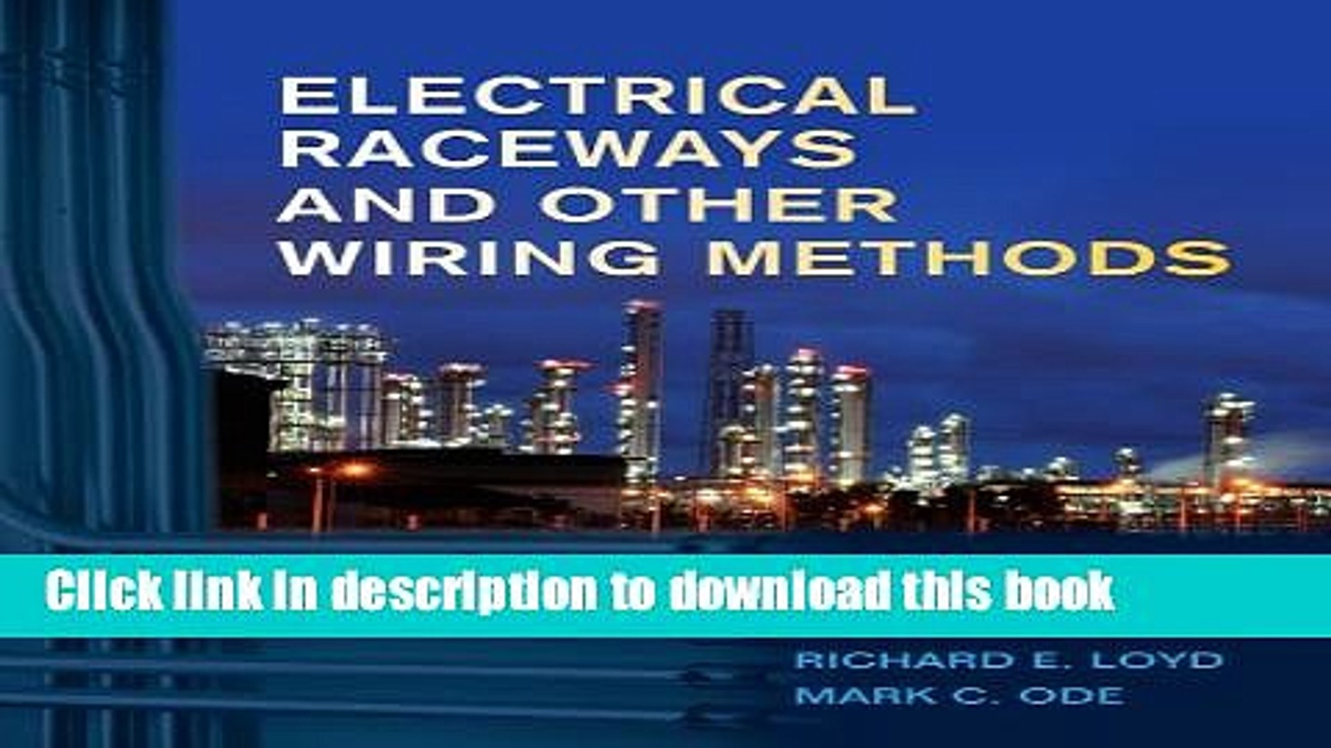 Read Electrical Raceways Other Wiring Methods PDF Free on