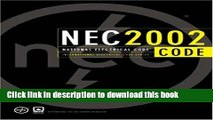 Read National Electrical Code 2002 - Looseleaf Version (National Electrical Code (Looseleaf))