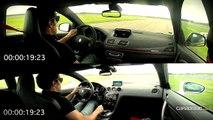 Les essais de Soheil Ayari - Renault Megane RS275 Trophy  vs Peugeot RCZ R : le tour chrono