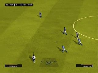 FIFA 10 Crazy Goal