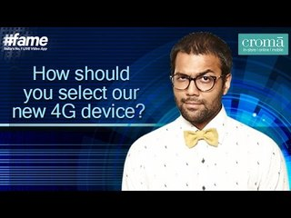 How Should You Select Your New 4G Device? - #Gadgetwala
