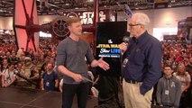 Michael Carter (Bib Fortuna) Interview - Star Wars Celebration Europe 2016