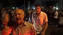 İzmir'de Başbakanlık Ofisi ve Emniyet Önünde Önlem