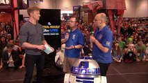 R2 Builders Interview - Star Wars Celebration Europe 2016