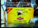 Polsat reklamy zapowiedzi z 25 listopada 2000 roku