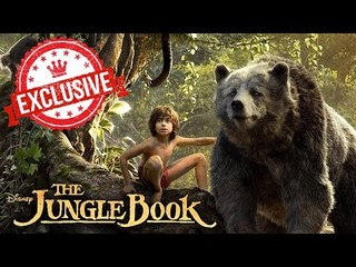 The Jungle Book 2016 | Official Trailer Launch | Vishal Bharadwaj, Siddharth Roy Kapoor