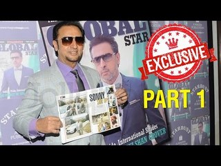 Parag Exclusive With Gulshan Grover part-1