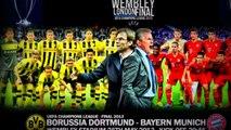 Боруссия vs Бавария 2013 Финал Лиги Чемпионов УЕФА 25 мая 2013 все голы и празднование Баварии