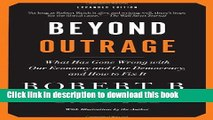 [PDF] Beyond Outrage: Expanded Edition: What has gone wrong with our economy and our democracy,