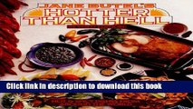 Read Jane Butel s Hotter Than Hell: Hot   Spicy Dishes from Around the World E-Book Free