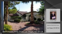 8644 Desert Holly Drive, Las Vegas, NV 89134