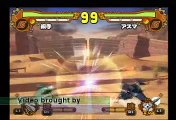 Naruto Shippuuden: Narutimate Accel 2 PS2 Gameplay Video 10