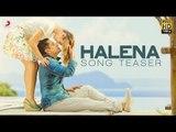 Iru Mugan - Halena Song Teaser - Vikram, Nayanthara - Harris Jayaraj - Anand Shankar