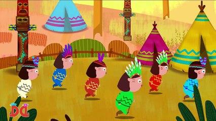 Ten Little Indian