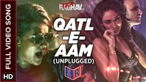 Qatl-E-Aam 2.0 (Unplugged) [Full Video Song] - Raman Raghav 2.0 [2016] Song By Sona Mohapatra FT. Nawazuddin Siddiqui & Vicky Kaushal [FULL HD] - (SULEMAN - RECORD)