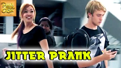The Jitter Prank | Funny Reactions | Prank Asia