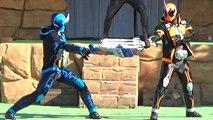 """Kamen Rider ghost show"" Kamen Rider Spector / Kamen Rider ghost my soul appeared!"