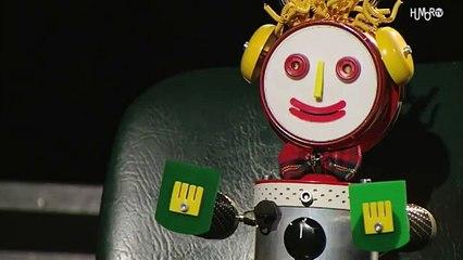 De Omgekeerde Talkshow, afl. 10: Robin de Robot
