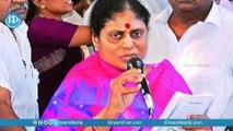YS Jagan Daughter, Sharmila Son, Daughter in Pulivendula - video