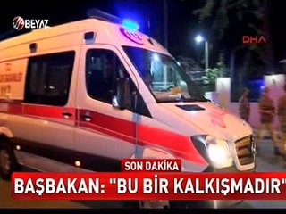 Murat Erçin'le Son Saat 15 Temmuz 2016 (Darbe Girişimi)