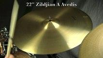 """22"""" Zildjian A Avedis"""