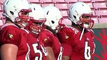 University of Louisville Football Aug. 22