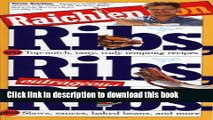 Download Raichlen on Ribs, Ribs, Outrageous Ribs  PDF Online